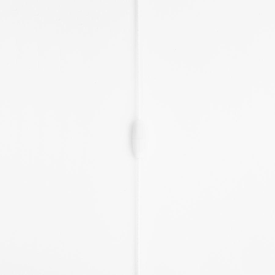Collar lactancia cordón blanco | Coquette Mum